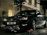 Ford Mondeo - Tom and Jerry