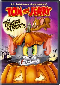 Tom and Jerry Around the World