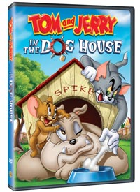 Tom and Jerry In the Dog House