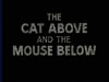 The Cat Above and The Mouse Below